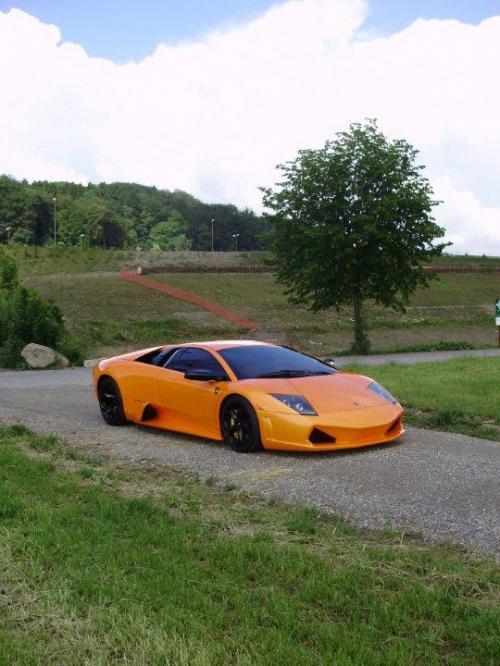 Độ siêu phẩm Lamborghini Murcielago GT - 3