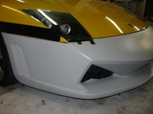 Độ siêu phẩm Lamborghini Murcielago GT - 5