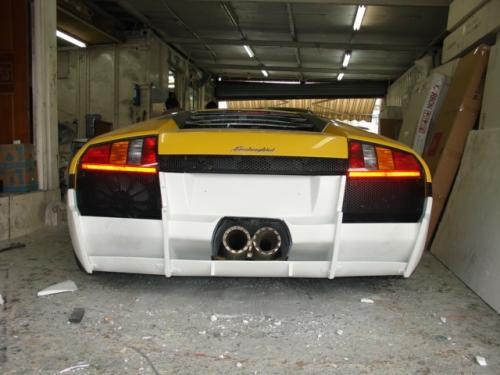 Độ siêu phẩm Lamborghini Murcielago GT - 6