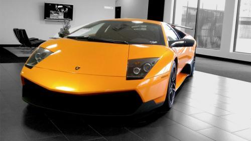 Độ siêu phẩm Lamborghini Murcielago GT - 7