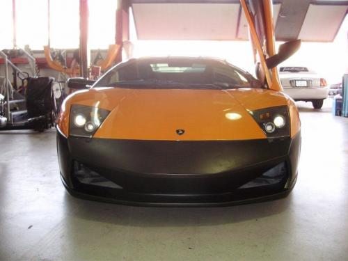 Độ siêu phẩm Lamborghini Murcielago GT - 11