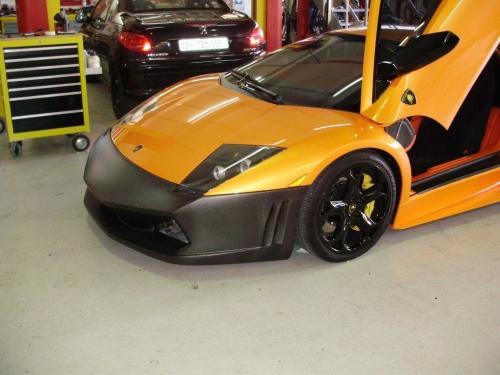 Độ siêu phẩm Lamborghini Murcielago GT - 12