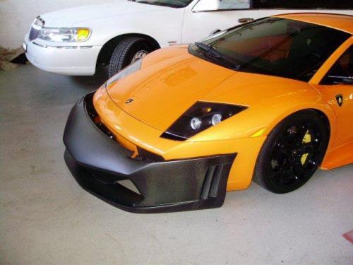 Độ siêu phẩm Lamborghini Murcielago GT - 14