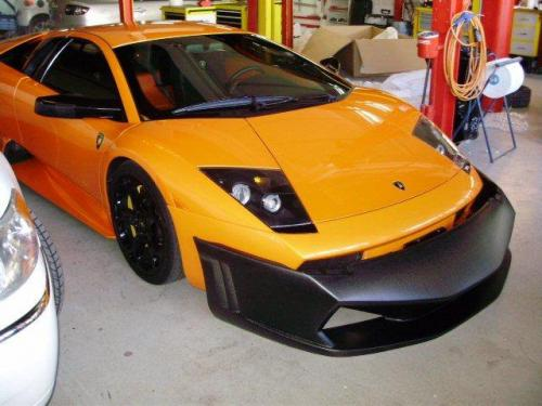 Độ siêu phẩm Lamborghini Murcielago GT - 9