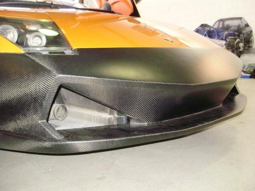 Độ siêu phẩm Lamborghini Murcielago GT - 15