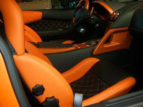 Độ siêu phẩm Lamborghini Murcielago GT - 18