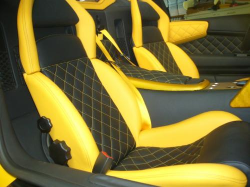 Độ siêu phẩm Lamborghini Murcielago GT - 19