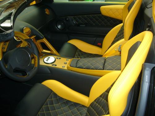 Độ siêu phẩm Lamborghini Murcielago GT - 20