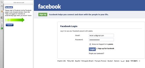 """Những tiện ích dành cho người """"nghiện"""" Facebook (Phần cuối) - 2"""