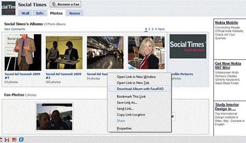 """Những tiện ích dành cho người """"nghiện"""" Facebook (Phần cuối) - 3"""