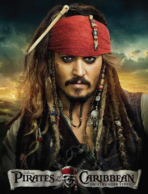 """""""Cướp biển Caribe 4"""": Xem phim như thật - 2"""
