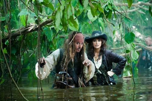 """""""Cướp biển Caribe 4"""": Xem phim như thật - 4"""