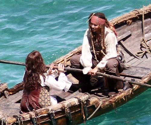 """""""Cướp biển Caribe 4"""": Xem phim như thật - 7"""