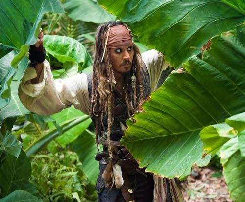 """""""Cướp biển Caribe 4"""": Xem phim như thật - 6"""