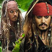 """""""Cướp biển Caribe 4"""": Xem phim như thật"""