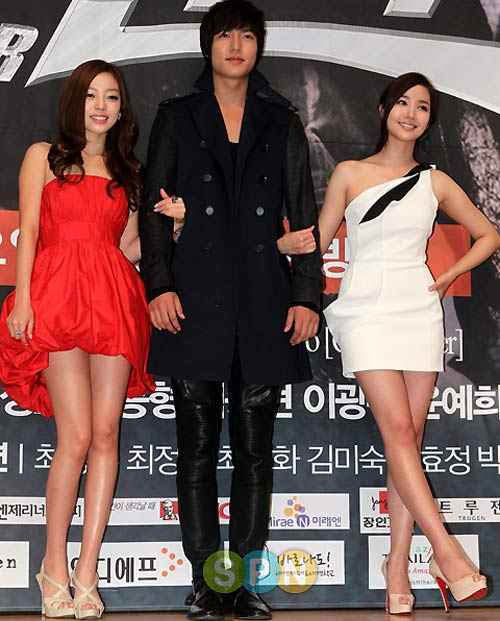 Lee Min Ho trong vòng vây kiều nữ - 4