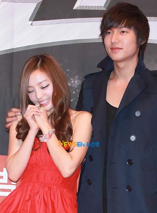 Lee Min Ho trong vòng vây kiều nữ - 5