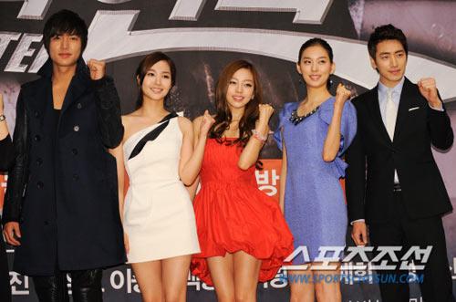 Lee Min Ho trong vòng vây kiều nữ - 1
