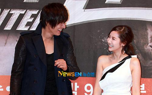 Lee Min Ho trong vòng vây kiều nữ - 12
