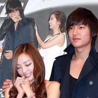 Lee Min Ho trong vòng vây kiều nữ