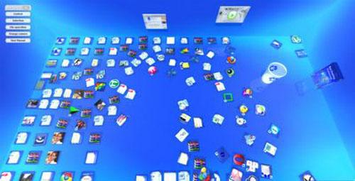 Tạo hiệu ứng 3D độc đáo trên desktop - 5