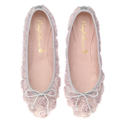 Khảo giá giày ba-lê xinh tươi trên phố hè - 2