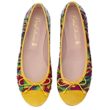Khảo giá giày ba-lê xinh tươi trên phố hè - 15