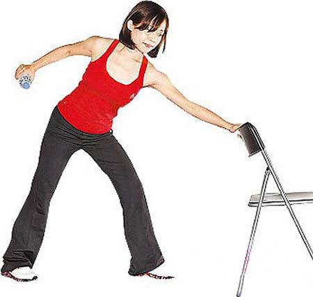 4 bài tập giảm cân tại nhà - 4