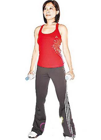 4 bài tập giảm cân tại nhà - 8