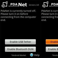 Biến điện thoại Android thành modem để kết nối Internet trên PC