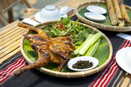 Nhà hàng ẩm thực quán đẹp Tây Nguyên - Món ăn ngon Sài Gòn - 3