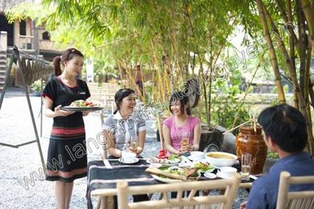 Nhà hàng ẩm thực quán đẹp Tây Nguyên - Món ăn ngon Sài Gòn - 4
