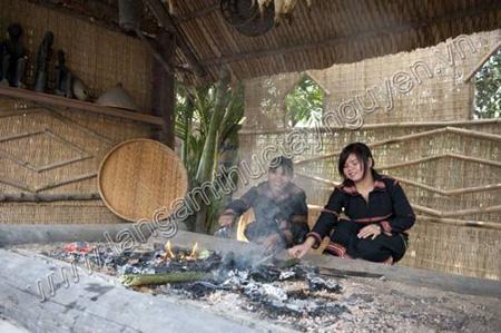 Nhà hàng ẩm thực quán đẹp Tây Nguyên - Món ăn ngon Sài Gòn - 6