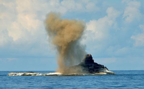 Cận cảnh chiến đấu cơ Việt khai hỏa - 7