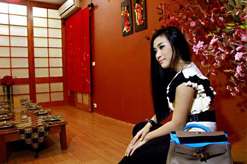Nhật Thu bật mí không gian ẩm thực ngon và đẹp - 2