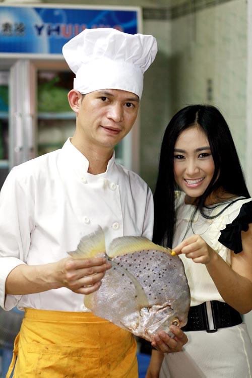 Nhật Thu bật mí không gian ẩm thực ngon và đẹp - 4