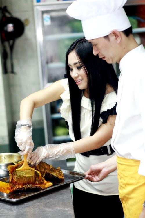 Nhật Thu bật mí không gian ẩm thực ngon và đẹp - 5