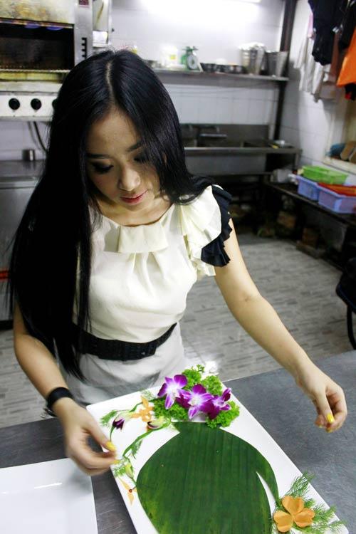 Nhật Thu bật mí không gian ẩm thực ngon và đẹp - 6