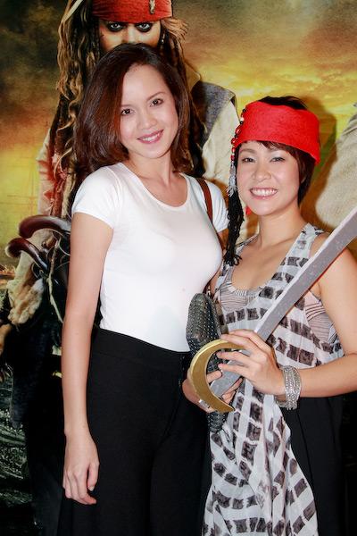 Ngọc Oanh mặc đẹp với quần ống suông - 8