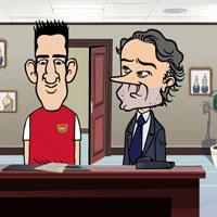 Siêu phẩm video 2: Nhát dao cho Mourinho trong phi vụ Fabregas