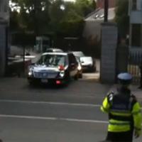 Cadillac của Tổng thống Obama gặp nạn