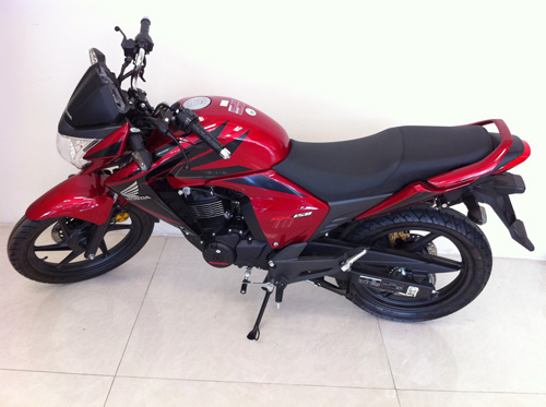 RR 150CC - Xe m t nhp khu ca Honda,  t - Xe my, 