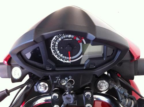 RR 150CC - Xe mô tô nhập khẩu của Honda - 2