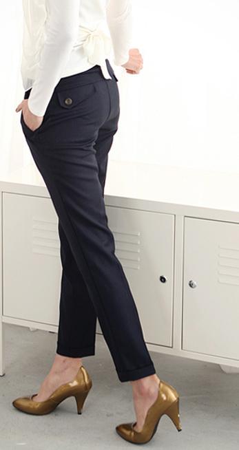 Tư vấn: Mặc quần âu đẹp với phụ nữ sau sinh - 9