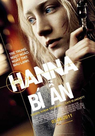 """""""Hanna bí ẩn"""": Nữ sát thủ xinh đẹp - 1"""