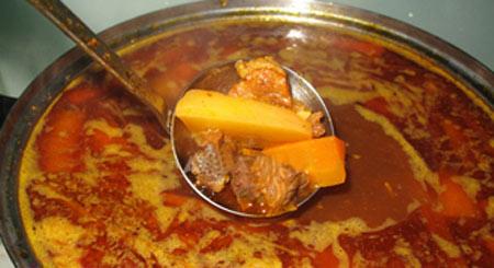 Ăn cơm thật ngon với thịt bò kho!, Ẩm thực, am thuc, thit bo, mon ngon, mon ngon, cu cai trang, mon ngon de lam