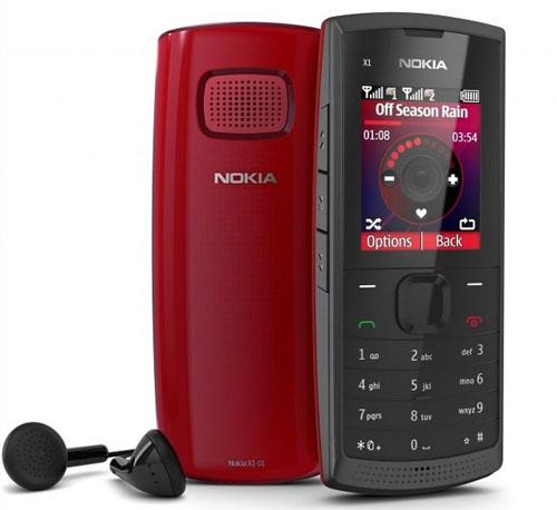 Nokia X1-01 và C2-00 2 SIM giá mềm - 1