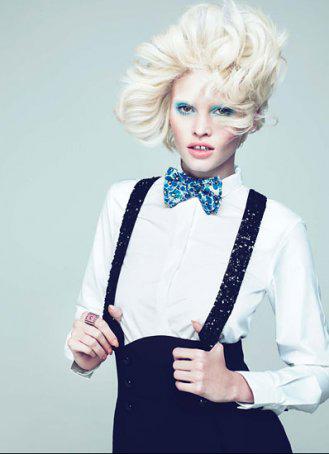Cavat nữ - nét cá tính của thời trang - 22