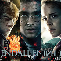Phn cui ca Harrty Potter tung trailer hot
