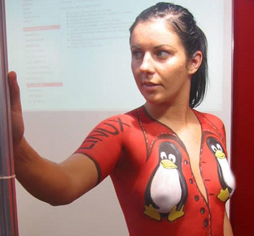 12 mẫu body painting trang phục sexy nhất - 3